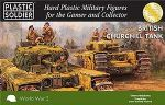 61008 Plastic Soldier Company 15mm Scale British Churchill Tank (5)